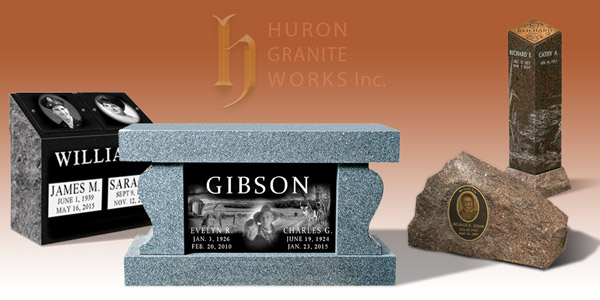 Huron Granite Works Cremation Products